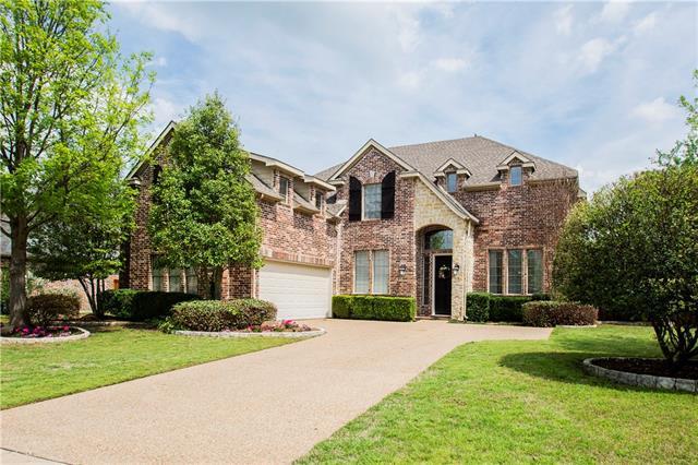 1720 Mossbrook Lane, Allen, Texas