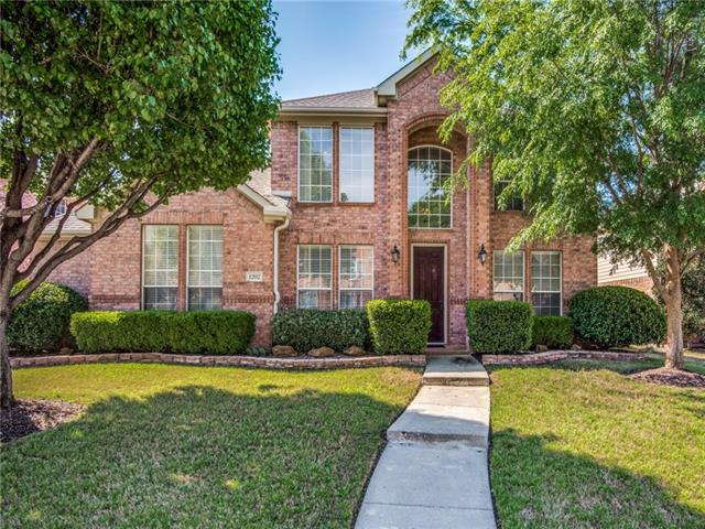 One of Keller 4 Bedroom Homes for Sale at 1202 Mesa Trail