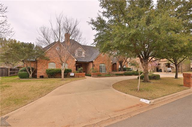 12 Glen Abbey Court Abilene, TX 79606