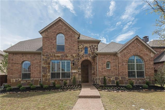 One of Allen 4 Bedroom Homes for Sale at 929 Mckamy Drive
