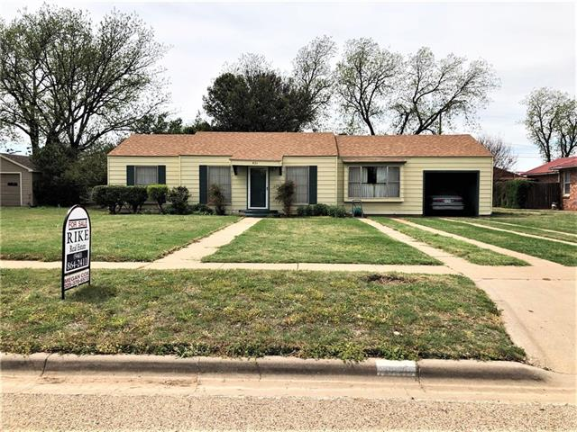 431 S 11th Avenue, Munday, TX 76371