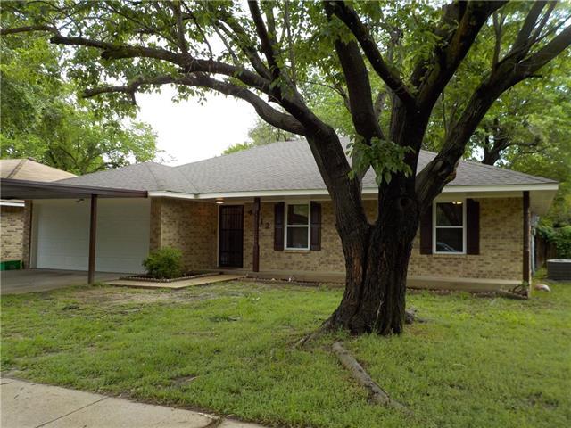 4912 Honeysuckle Drive Balch Springs, TX 75180
