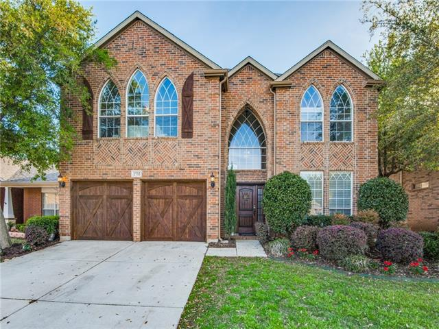 2732 Cedar Ridge Lane, Fort Worth Alliance in Denton County, TX 76177 Home for Sale