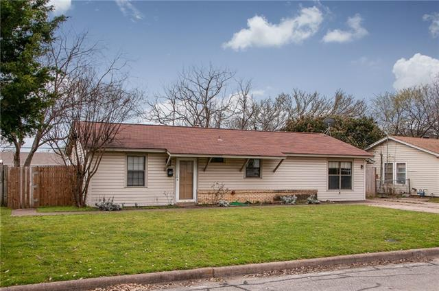 603 W Mills Drive, Euless in Tarrant County, TX 76040 Home for Sale