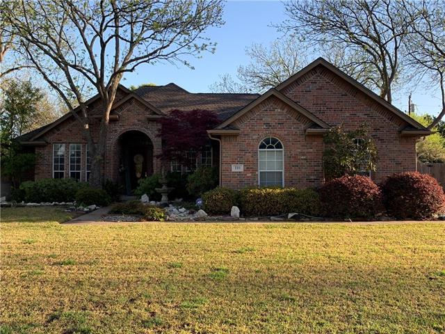 110 Westlawn Drive Ovilla, TX 75154