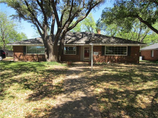 2201 Brookhollow Drive, Abilene, TX 79605