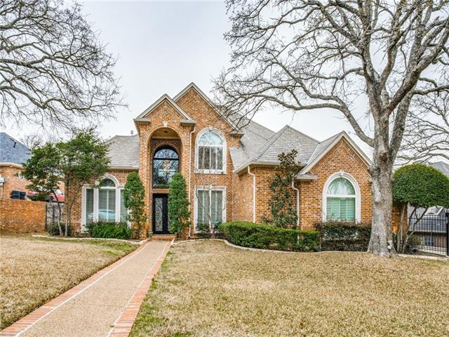 3014 Iron Stone Court Arlington, TX 76006