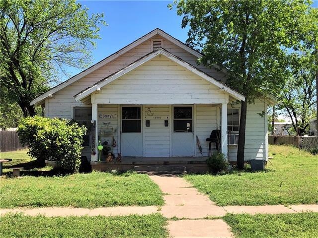 1506 N Avenue F, Haskell, TX 79521