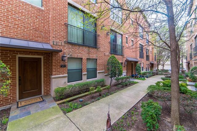 One of Dallas Uptown 2 Bedroom Homes for Sale at 2411 N Hall Street