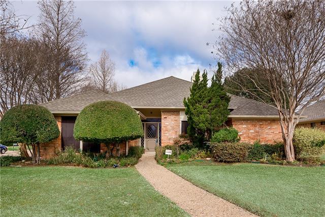 3911 Bobbin Lane, Addison in Dallas County, TX 75001 Home for Sale