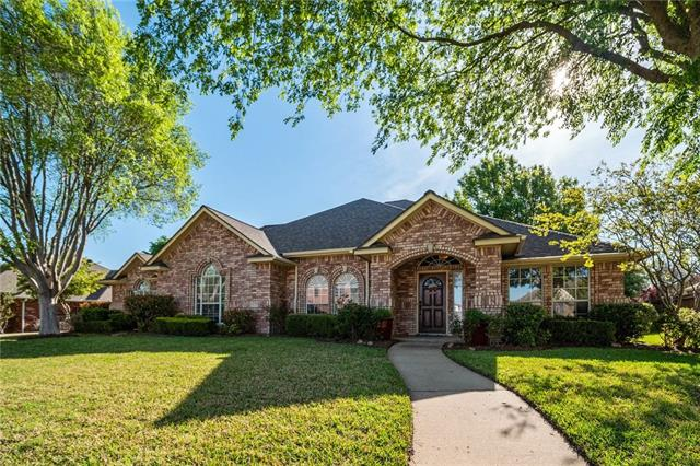 One of Keller 3 Bedroom Homes for Sale at 1107 Mockingbird Lane