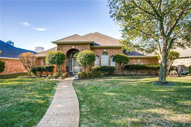 Allen Homes for Sale -  New Listing,  814 Willow Brook Drive