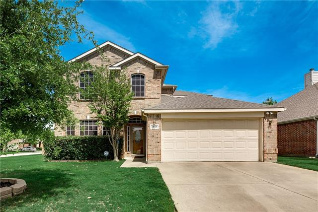 5816 Somerton Drive, Grand Prairie in Tarrant County, TX 75052 Home for Sale