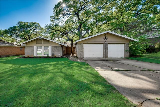 610 Oakwood Drive 76040 - One of Euless Homes for Sale