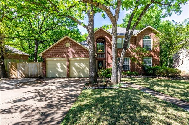 3513 Creekside Court, Bedford in Tarrant County, TX 76021 Home for Sale