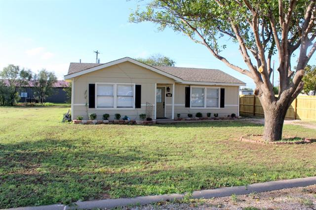 503 S 9th Street, Haskell, TX 79521