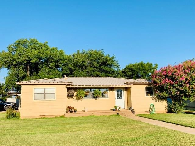 115 Ammons Street, Roby, TX 79543