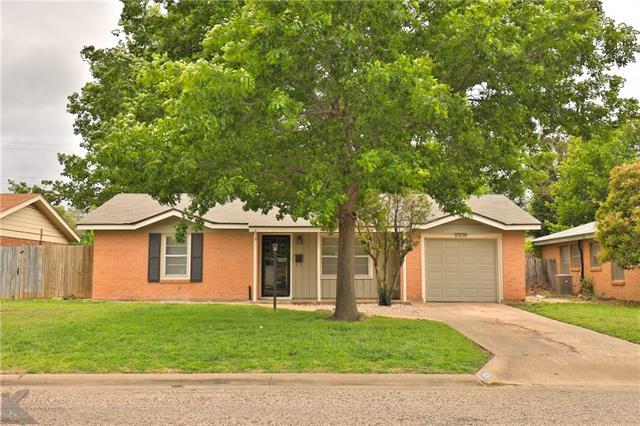 3133 Edgemont Drive, Abilene, TX 79605
