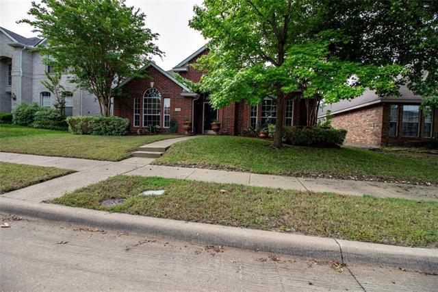 Allen Homes for Sale -  Custom Built,  1124 Shady Oaks Court
