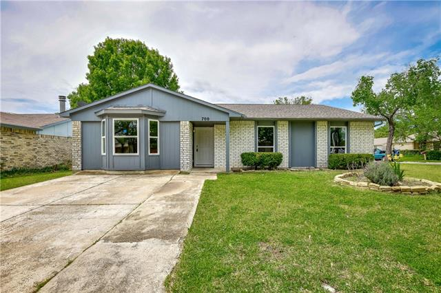 700 Hill Haven Drive, Allen, Texas
