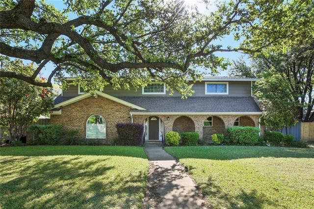 14546 Overview Drive, Addison, Texas