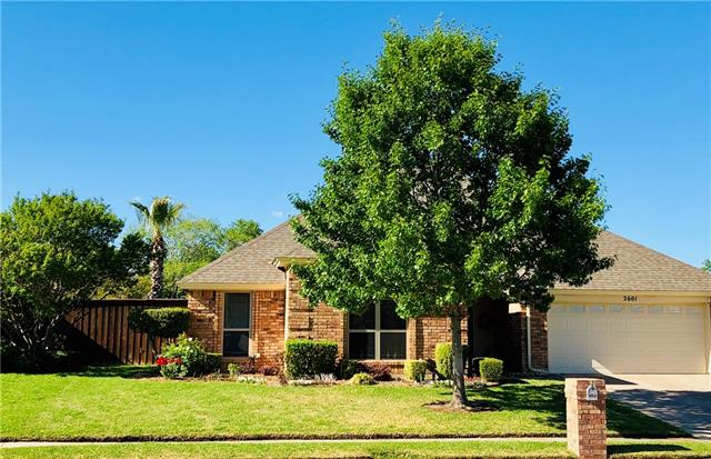 2601 Stone Hollow Drive, Bedford, Texas
