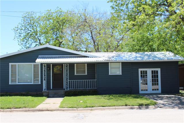 501 Needham Street, Coleman, TX 76834