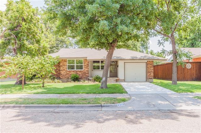 2506 Lakewood Drive, Garland, Texas