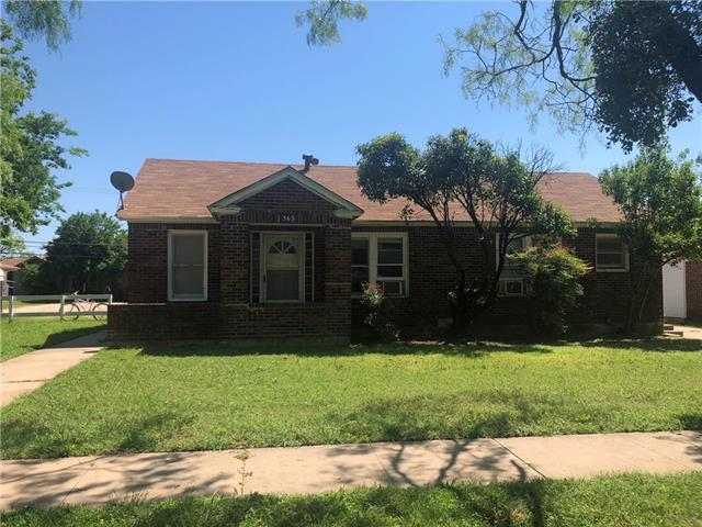 565 E North 16th Street Abilene, TX 79601