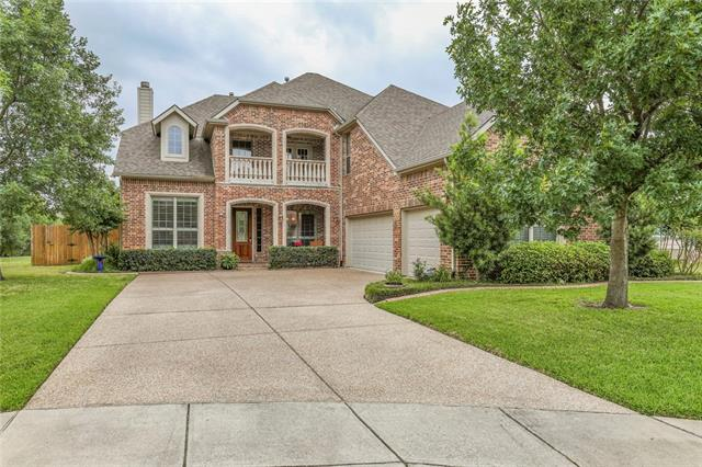 1610 Creekvista Court, Keller, Texas