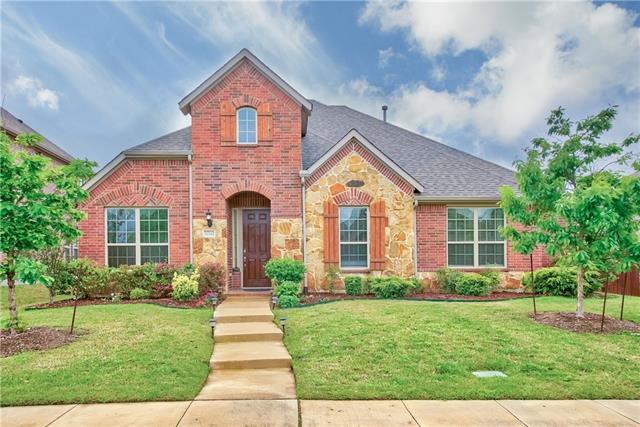 1041 Balmorhea Drive, Allen, Texas