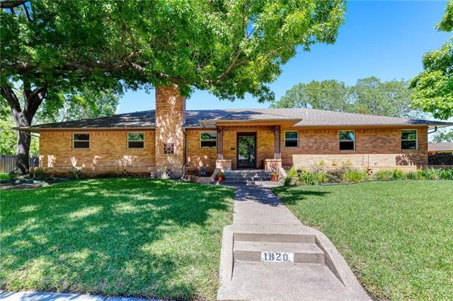 1820 Arrow Lane, Garland, Texas