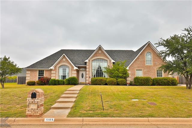 1310 Saddle Lakes Drive S Abilene, TX 79602