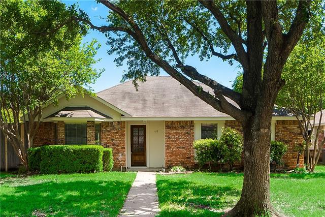 618 Aldenwood Street, Allen, Texas
