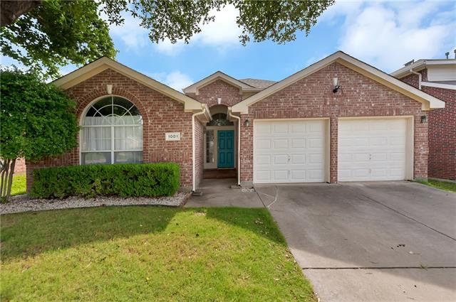 1001 Summerbrook Drive, Euless in Tarrant County, TX 76040 Home for Sale