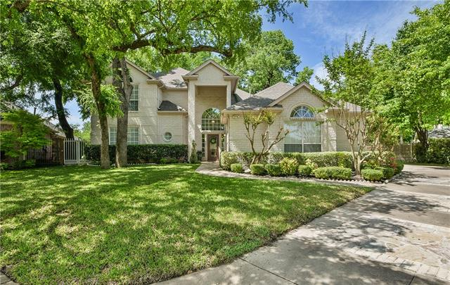 5800 Forest Bend Place, Fort Worth Alliance, Texas