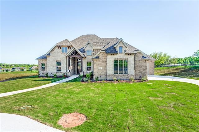 327 Carrington Drive, Argyle, Texas