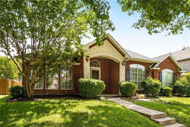 757 Monticello Circle, Allen, Texas