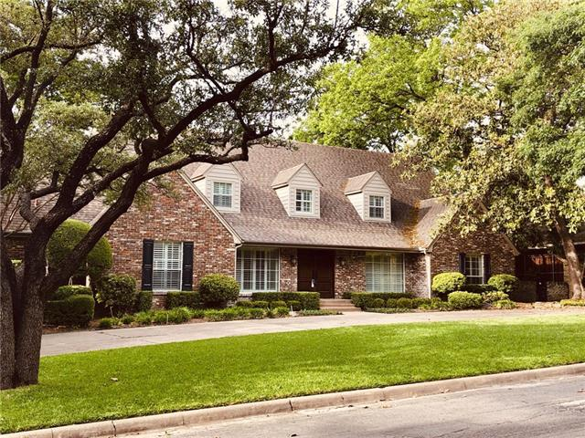 7509 Maplecrest Drive, Addison in Dallas County, TX 75254 Home for Sale