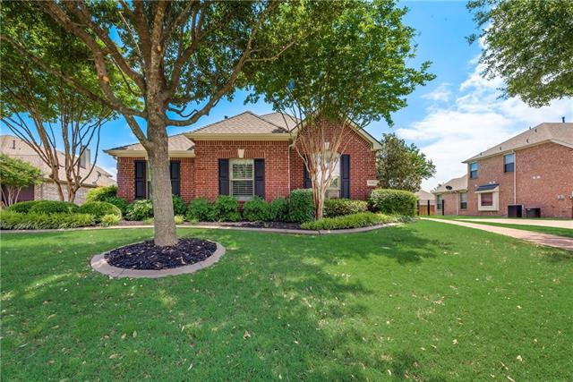 5136 Pond View Lane, Fairview in Collin County, TX 75069 Home for Sale