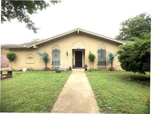 905 Bradfield Drive, Garland, Texas