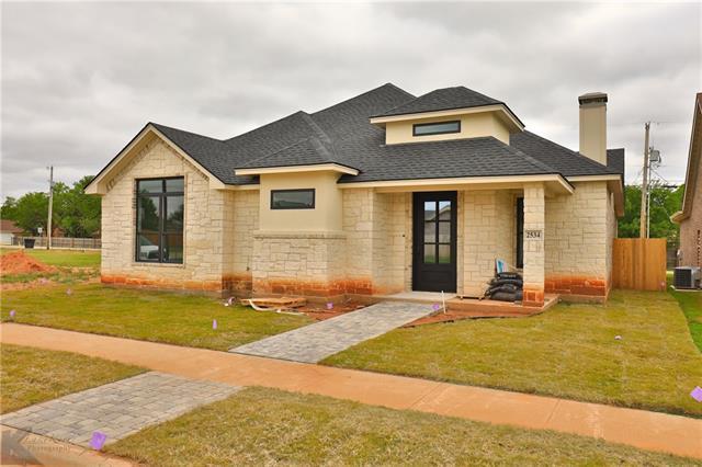 2534 John C Stevens Street, Abilene, TX 79601