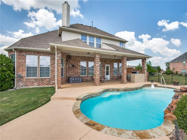 443 Meandering Creek Drive, Argyle in Denton County, TX 76226 Home for Sale