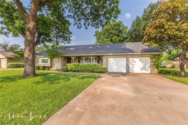 2234 Woodridge Drive Abilene, TX 79605