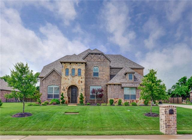 414 Pendall Drive, one of homes for sale in Wylie