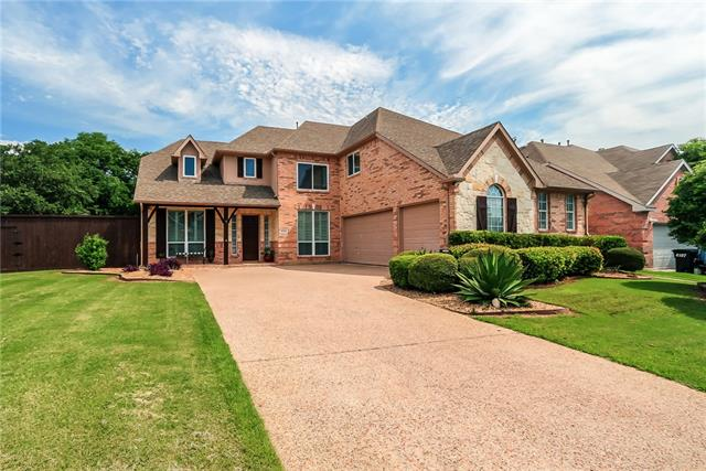 One of Corinth 4 Bedroom Homes for Sale at 4105 Tree House Lane