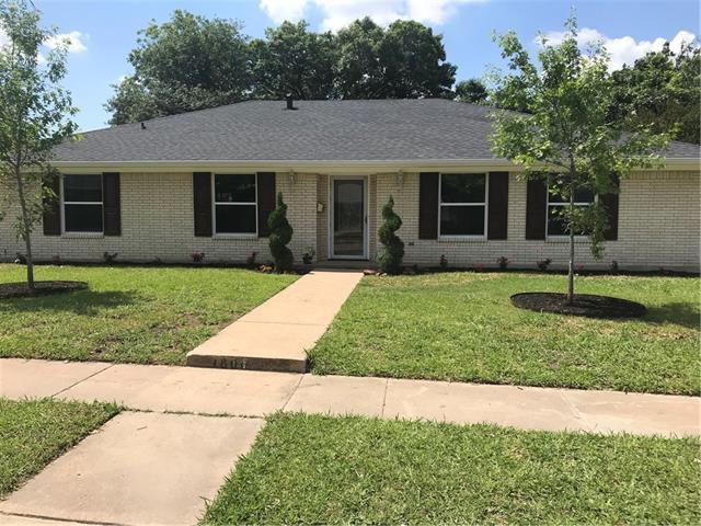 1806 Clear Point Drive, Garland, Texas