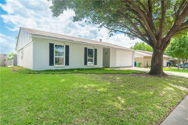 4126 Crestwood Drive, Garland, Texas