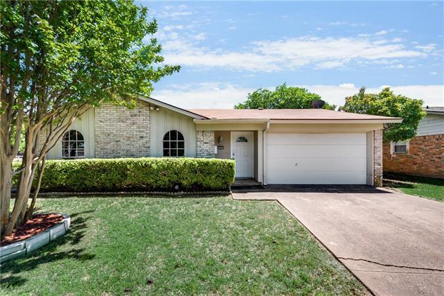 1702 Homestead Place, Garland, Texas