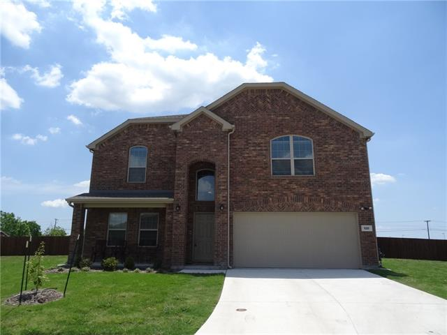 520 Brook View Court, Anna, Texas